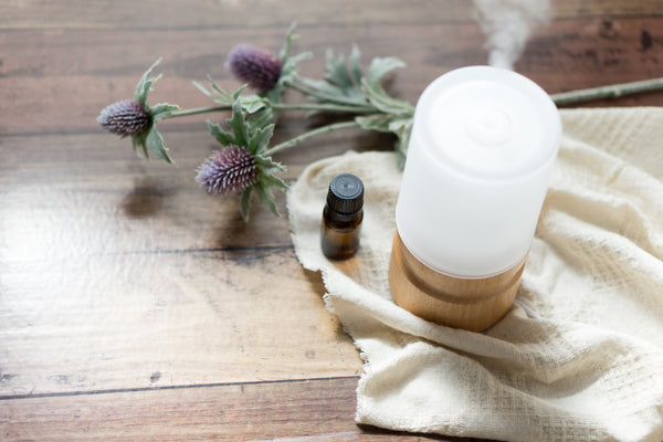 DIY spa day at home with essential oils