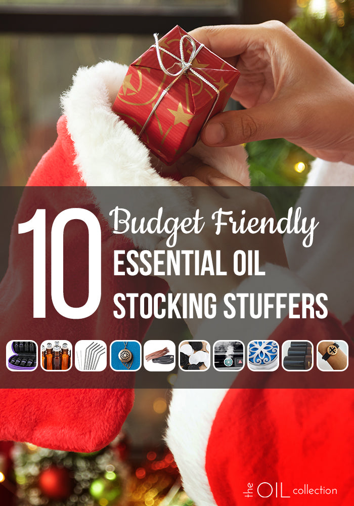 Amazing essential oils budget friendly stocking stuffers for your friends and family. Most gift ideas are under $20!