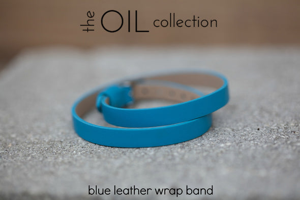 Diffuser Wrap Bracelet Interchangeable Bands
