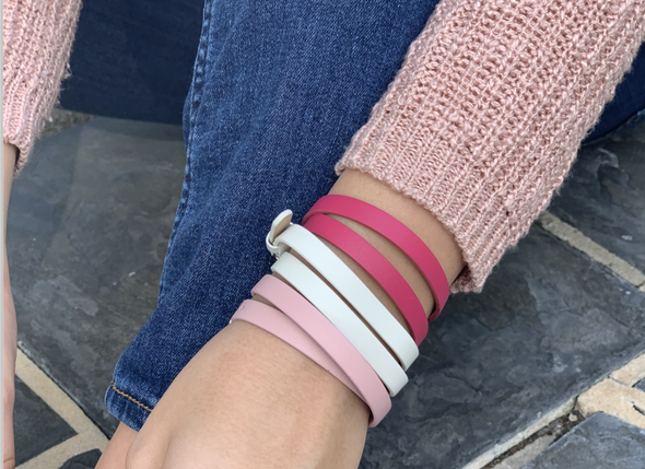 Pink Palette - Interchangeable Diffuser Bands Set