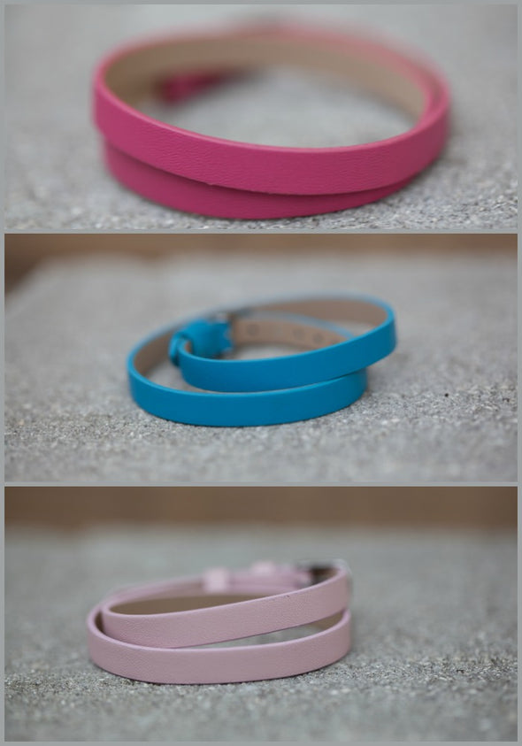 Pop of Color - Interchangeable Diffuser Bands Set