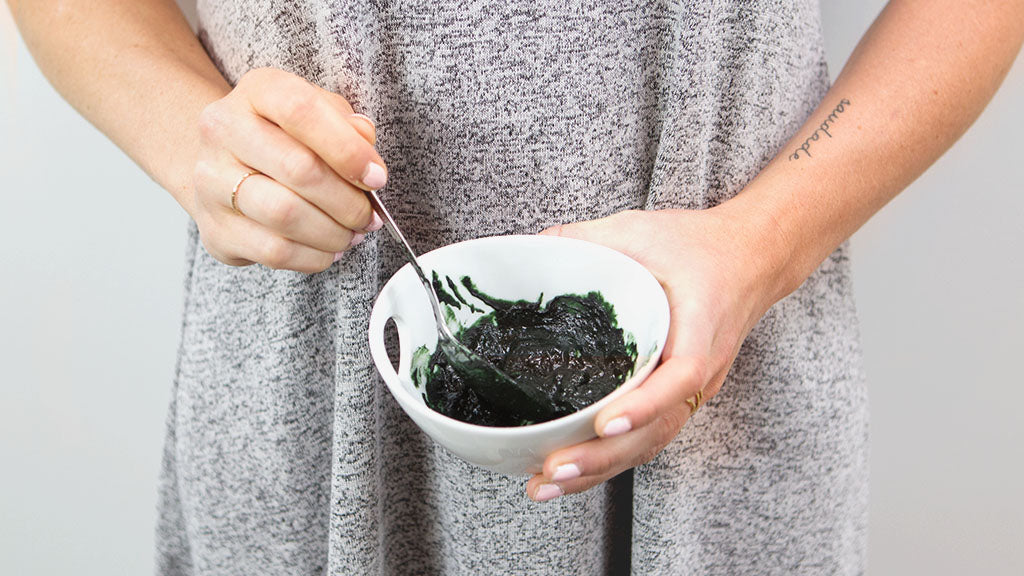 Winter Ritual: Superfood Face Mask