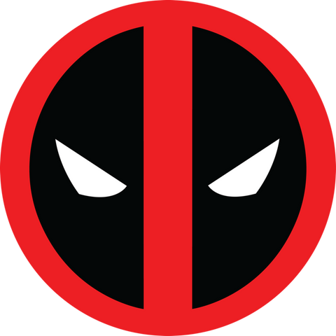 Deadpool https://www.mondomonsterwear.com/products/deadpool There is no cooler masked hero than Deadpool. Obnoxious and funny while bringing down the bad guys. Oh and he has an awesome Kitana. Shirt. Marvel. Chimichanga