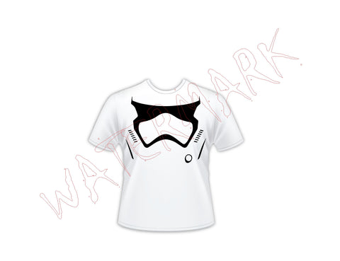 Star Wars: Force Awakens Storm Trooper