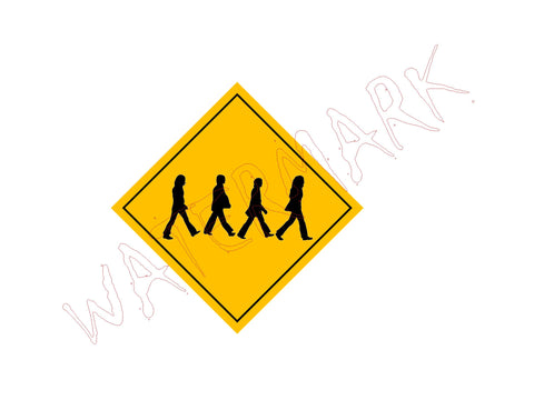 The Beatles Crossing