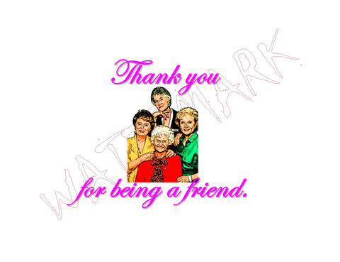 Golden Girls: Thank You