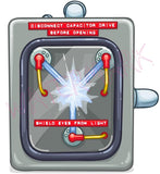 Back To The Future: Flux Capacitor https://www.mondomonsterwear.com/products/back-to-the-future-flux-capacitor Back To The Future. Marty McFly. Flux Capacitor. DeLorean. Doc Brown. time Machine. Biff. 1985. 1955. 88 Miles Per Hour. 88 MPH. Twin Pines. Shirt.