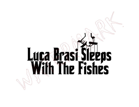 Godfather: Luca Brasi Sleeps With The Fishes
