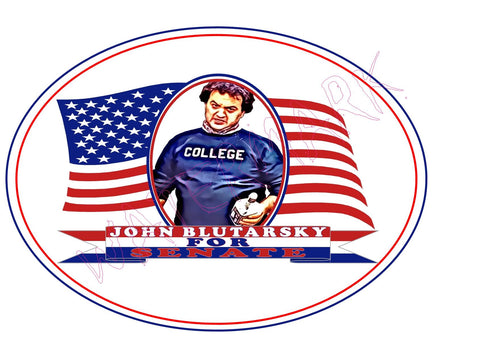 Animal House: John Bluto Blutarsky For Senate