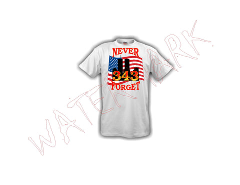 Never Forget Fire Department 9/11