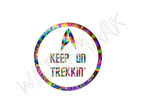 Star Trek: Keep On Trekkin
