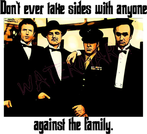 Godfather: Don't Take Sides
