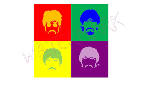The Beatles: Rainbow Cube  https://www.mondomonsterwear.com/products/the-beatles-rainbow-cube  Shirt. Tshirt. The Beatles. John Lennon, Paul McCartney, Geoge Harrison, Ringo Starr, Rainbow, Peace, Love, Liverpool, England, United Kingdom, British Invasion.