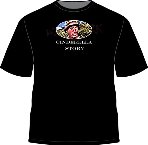 Caddyshack: Cinderella Story  https://www.mondomonsterwear.com/products/caddyshack-cinderella-story  Caddyshack. Golf. Ted Knight. Ted. Knight. Chevy Chase. Chevy. Chase. Bushwood. Judge Smails. Smails. Movie. Rodney Dangerfield. Shirt. Hat, Cinderella
