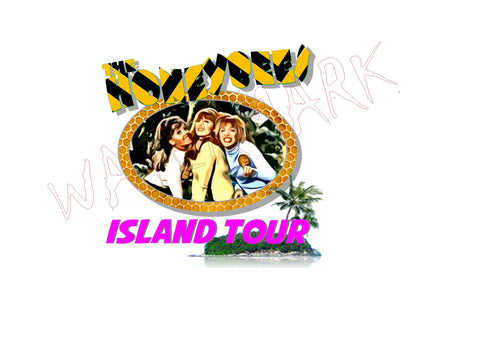 Gilligan's Island: The Honeybees  https://www.mondomonsterwear.com/products/gilligans-island-the-honeybees  Gilligan's Island. Gilligan. Skipper. Professor. Perfessor. Ginger Grant. MaryAnn. Mary. Ann. Mrs. Howell. Lovie. Thurston Howell III. Honeybees. Honey. Bees. You Need Me. Beatles. Music. No phone. No lights. No Motorcar. Not a single luxury. Castaways. SS Minnow. Shirt. boat. three hour tour. 3 hour tour
