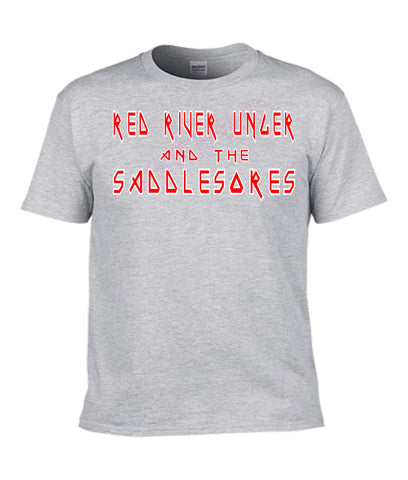 Iron Maiden: Odd Couple Saddlesores  https://www.mondomonsterwear.com/products/iron-maiden-odd-couple-saddlesores  Shirt, Tee Shirt, T Shirt, Iron Maiden, Odd Couple, Felix Unger, Oscar Madison, Red River Unger and his saddlesores, pernell roberts