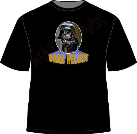 Spaceballs: Dark Helmet  https://www.mondomonsterwear.com/products/spaceballs-dark-helmet  Shirt. Spaceballs, Mel Brooks, Rick Moranis, John Candy, Barf, Mawg, Air, star wars, schwartz, force. Dark Helmet