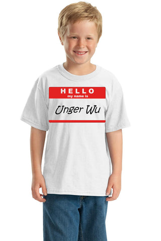 "Odd Couple: Unger Wu https://www.mondomonsterwear.com/products/unger-wu When Felix Unger was a life saver and helped deliver a baby, the baby was named after him: ""Unger Wu"". The Odd Couple. Oscar Madison."