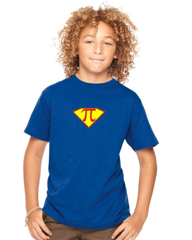 Super Pi Super Pi https://www.mondomonsterwear.com/products/super-pi Pi, 3.14, formula, Diameter, Circle, intellectual tee-shirt, Science, Math. Shirt.