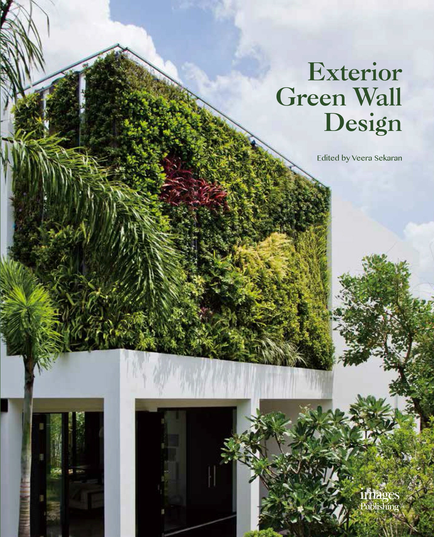 Exterior Green Wall Design