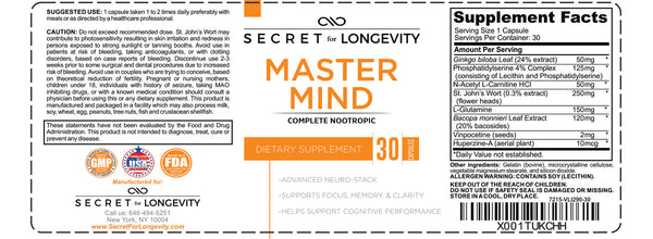 Master Mind:Cognitive Defense and Repair