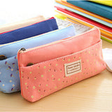 Flower Garden Pencil Pouch - MIMO Pencil Case Shop  - 2