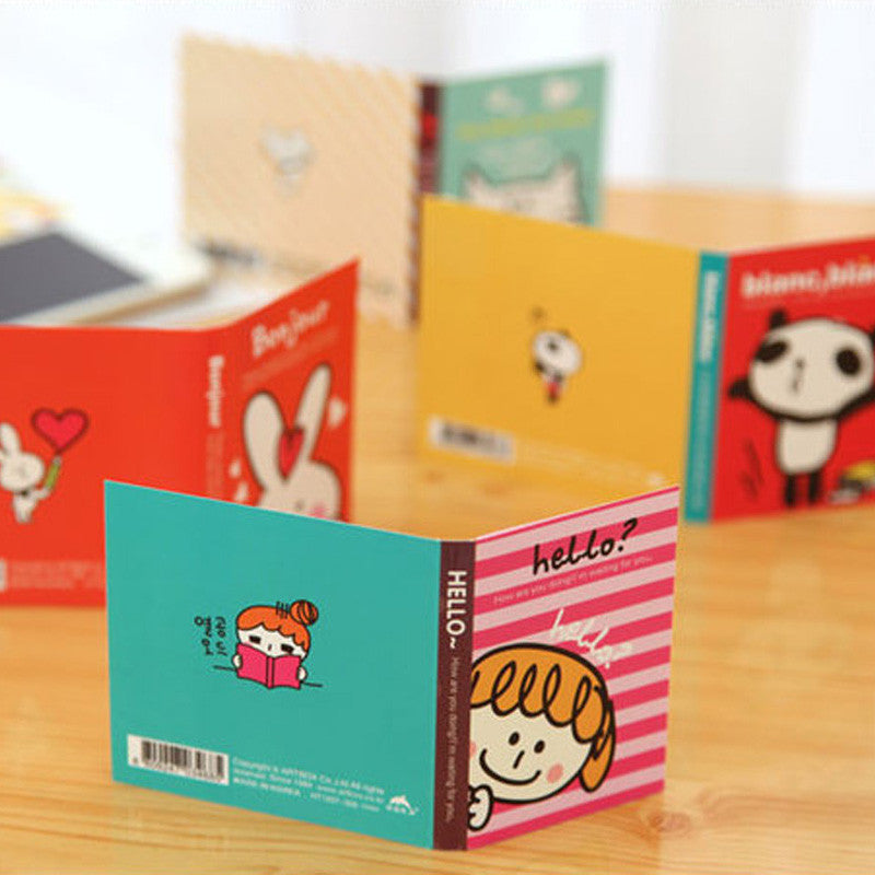 Kawaii Cutie Post-it Notes
