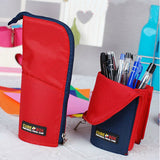 Cube Box Standing Pencil Case Holder - MIMO Pencil Case Shop  - 1
