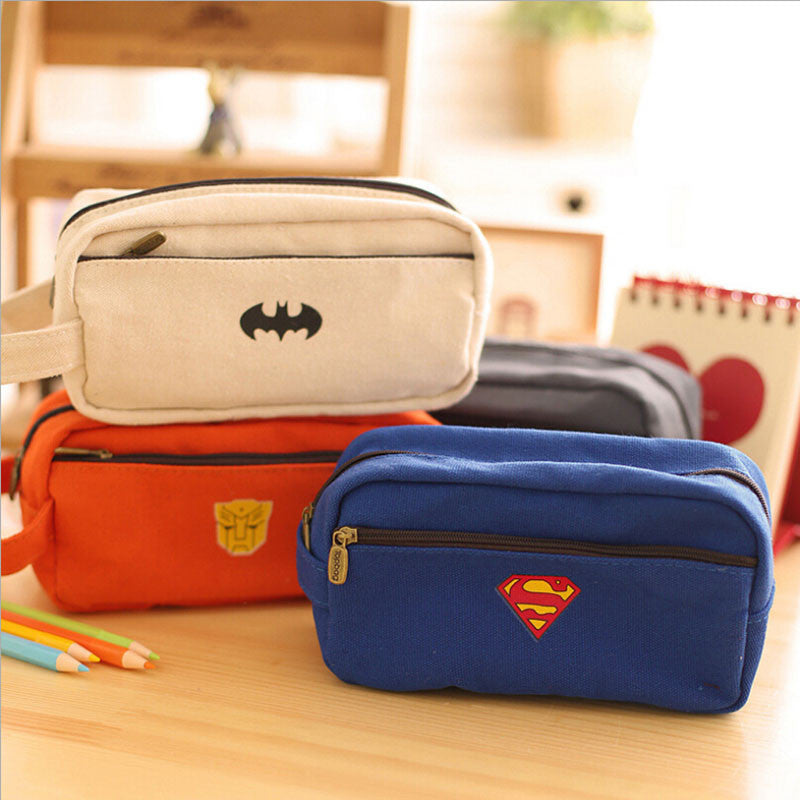 Superhero Edition Pencil Case - MIMO Pencil Case Shop  - 1