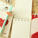 Love Collection: Mini Heart Notepad - MIMO Pencil Case Shop  - 3