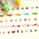 Kawaii Special Edition Deco Tape - MIMO Pencil Case Shop  - 7