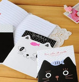 Cat & Fish Mini Notepad - MIMO Pencil Case Shop  - 7