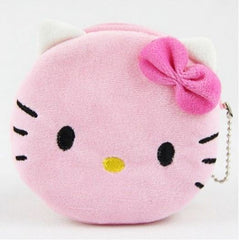 Hello Kitty Plush Coin Purse - MIMO Pencil Case Shop  - 1