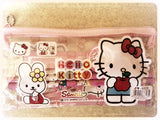 Hello Kitty Clear Pencil Bag Set - MIMO Pencil Case Shop  - 2
