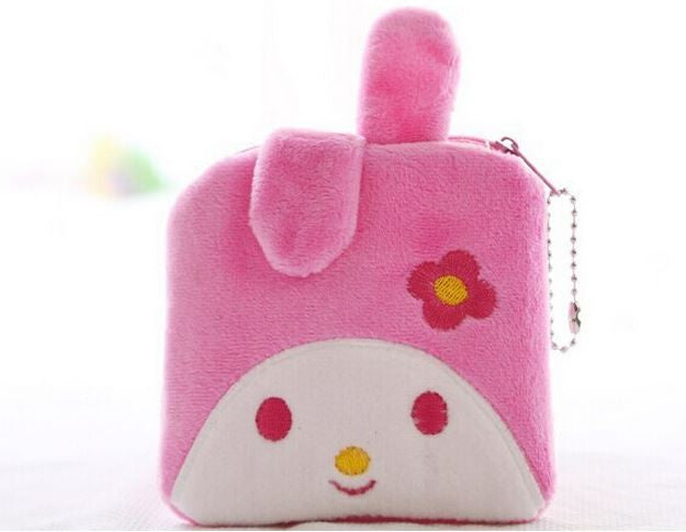 My Melody Plush Coin Purse