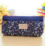 Flower Garden Pencil Pouch - MIMO Pencil Case Shop  - 8
