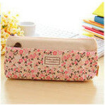 Flower Garden Pencil Pouch - MIMO Pencil Case Shop  - 9