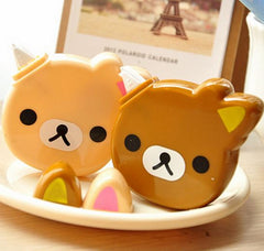 Rilakkuma & Korilakkuma Correction Tape - MIMO Pencil Case Shop  - 1