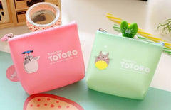 Totoro Squishy Candy Colored Coin Purse - MIMO Pencil Case Shop  - 1