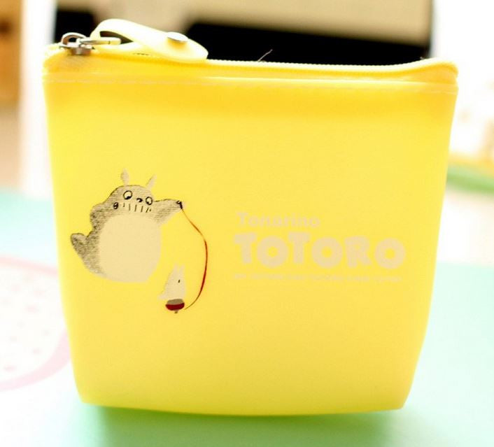Totoro Squishy Candy Colored Coin Purse - MIMO Pencil Case Shop  - 9