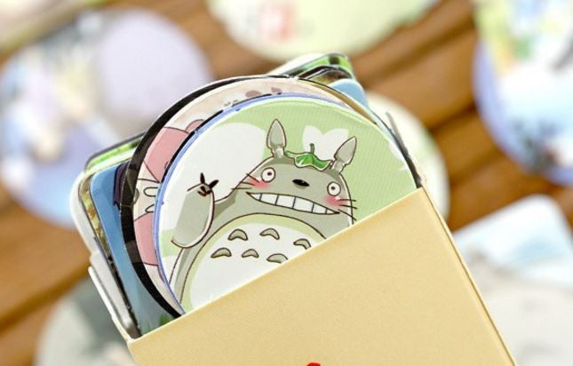 46 Piece Totoro Stickers - MIMO Pencil Case Shop  - 1