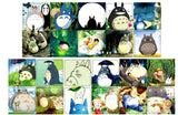 46 Piece Totoro Stickers - MIMO Pencil Case Shop  - 4