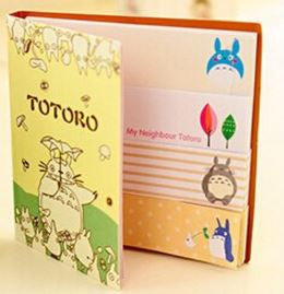 Totoro Sticky Note Set - MIMO Pencil Case Shop  - 1