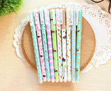 Kawaii Sweet Pastel Gel Pen (Set of 10) - MIMO Pencil Case Shop  - 2