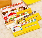 Kawaii Stick & Memo Specialty Post-it Pad - MIMO Pencil Case Shop  - 1