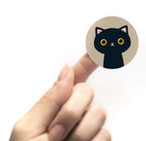 Kawaii Cat & Drinky Doll Sticker Set - MIMO Pencil Case Shop  - 4