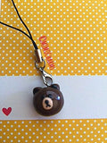 Kawaii Bear Charm - MIMO Pencil Case Shop  - 1