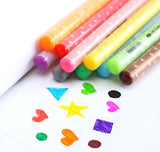 Polka-Heart Gel Pens (Set of 12) - MIMO Pencil Case Shop  - 3