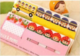 Kawaii Stick & Memo Specialty Post-it Pad - MIMO Pencil Case Shop  - 5