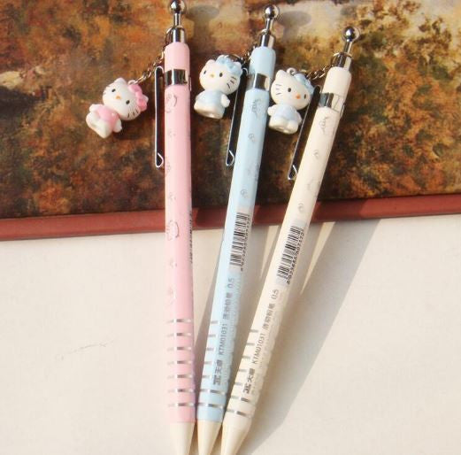 Hello Kitty Charm Mechanical Pencil - MIMO Pencil Case Shop